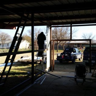 Exterior Painting, Building Services<br/>Lubbock, TX